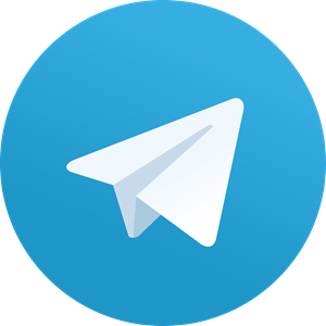 Telegram Logo Vector - Telegram Vector, Transparent background PNG HD thumbnail
