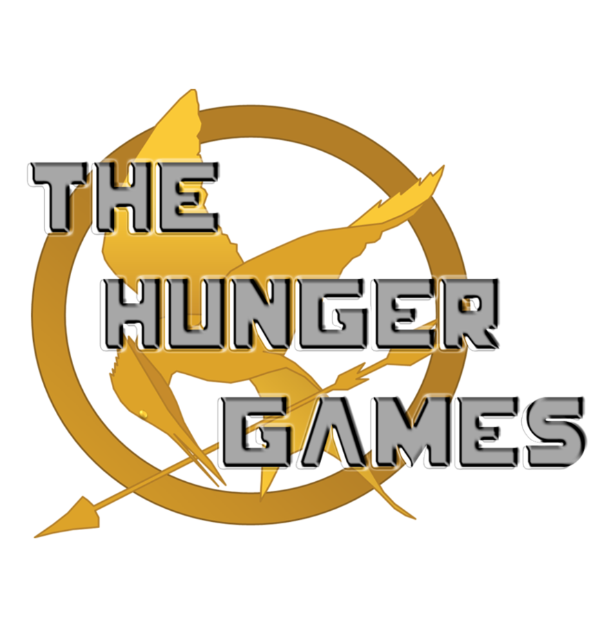 Texto Png The Hunger Games By Karlivery Hdpng.com  - The Hunger Games, Transparent background PNG HD thumbnail