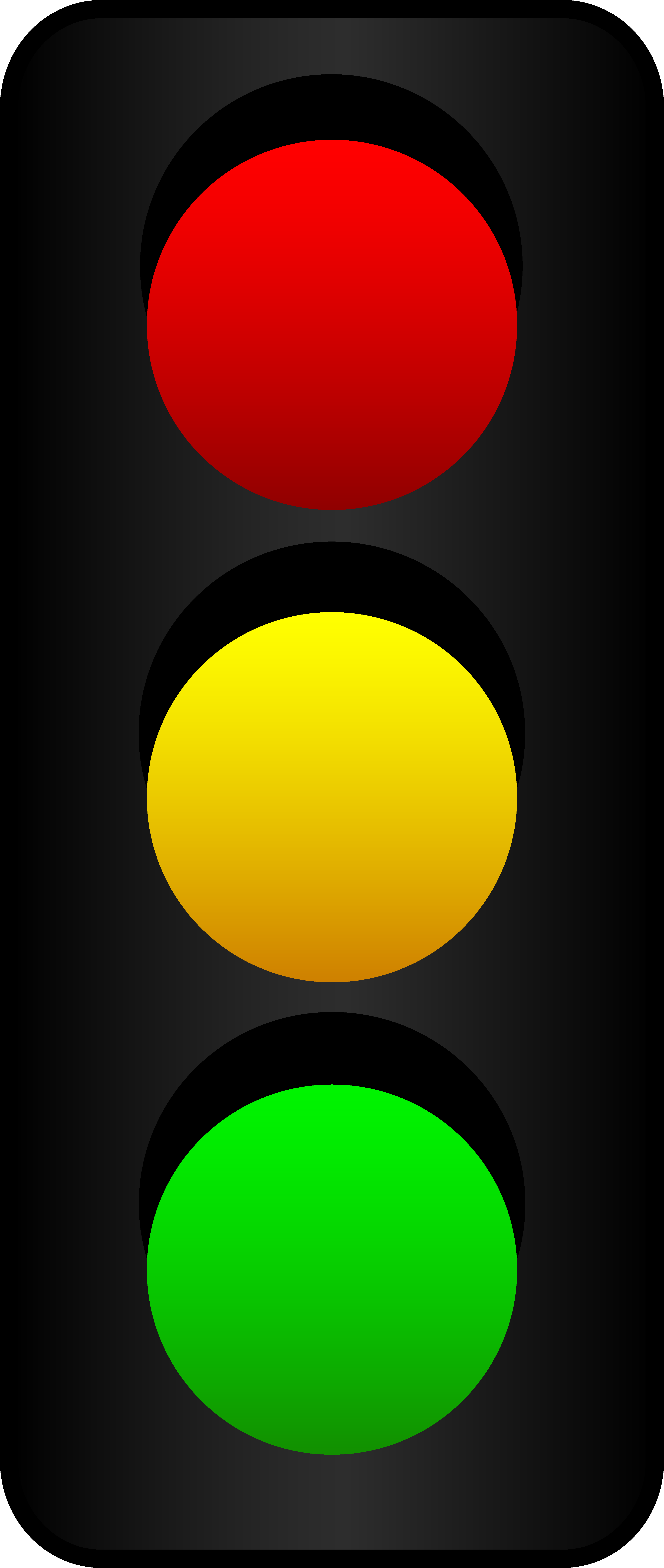 Thank God Everyone Agrees On The Color Of Traffic Lights - Traffic Light, Transparent background PNG HD thumbnail