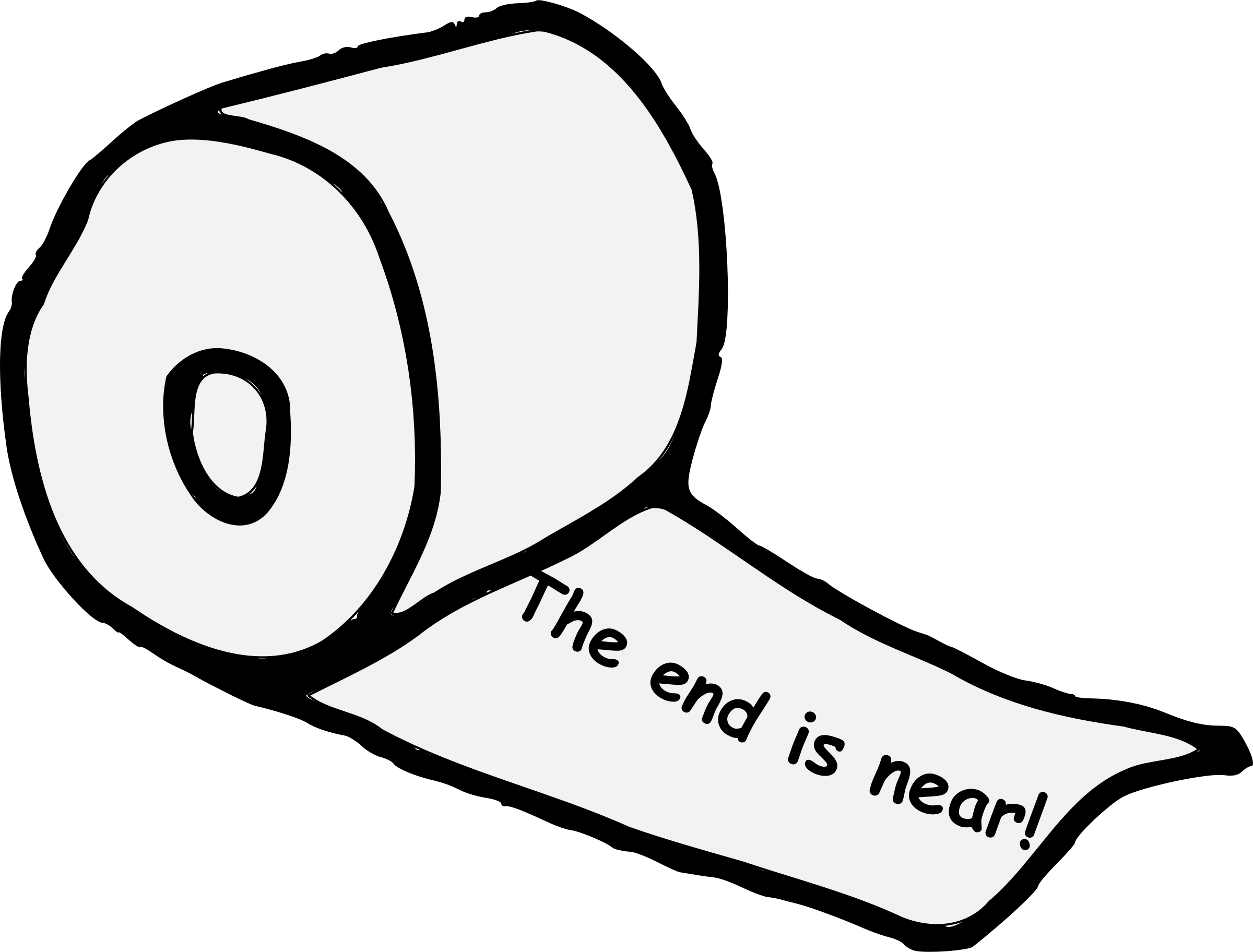The End PNG