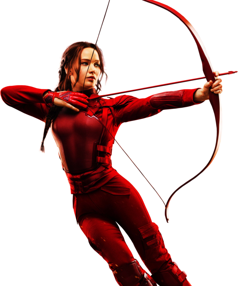 The Hunger Games: Mockingjay   Katniss Hq Png #02 By Briellefantasy - The Hunger Games, Transparent background PNG HD thumbnail