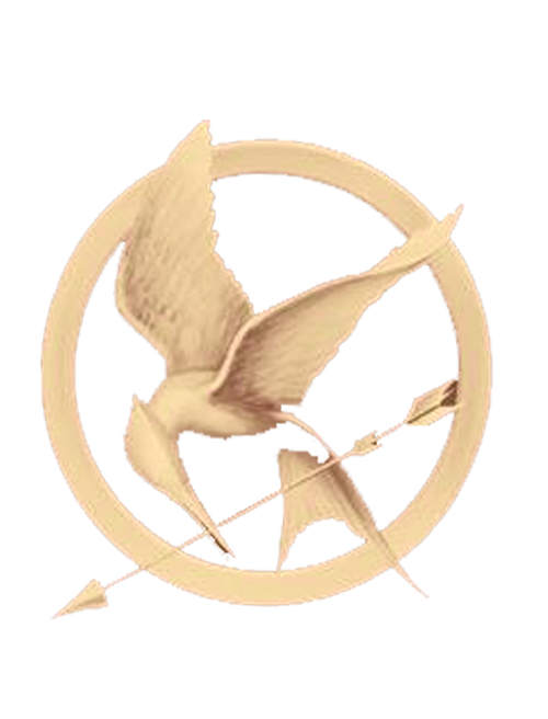 The Hunger Games Symbol Png By Tulinamariana Hdpng.com  - The Hunger Games, Transparent background PNG HD thumbnail