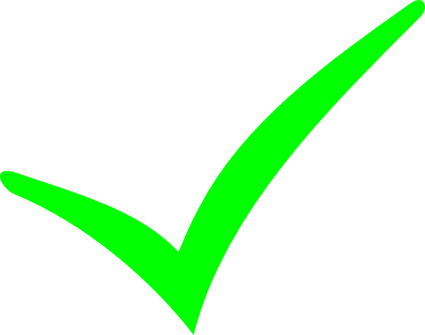 Green Tick Png Image   Green Tick Png Hd - Tick Mark, Transparent background PNG HD thumbnail