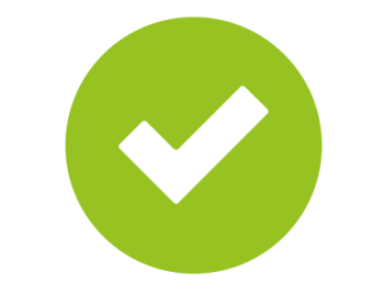 Green Tick Png Pic - Tick Mark, Transparent background PNG HD thumbnail