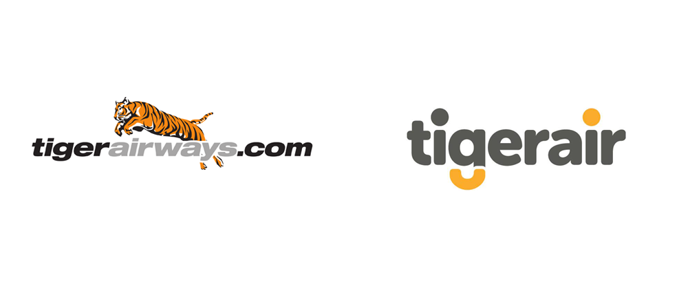 New Logo And Livery For Tigerair By The Secret Little Agency - Tigerair Vector, Transparent background PNG HD thumbnail