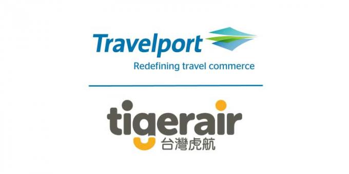 Tigerair Taiwan And Travelport Announce New Global Agreement - Tigerair Vector, Transparent background PNG HD thumbnail