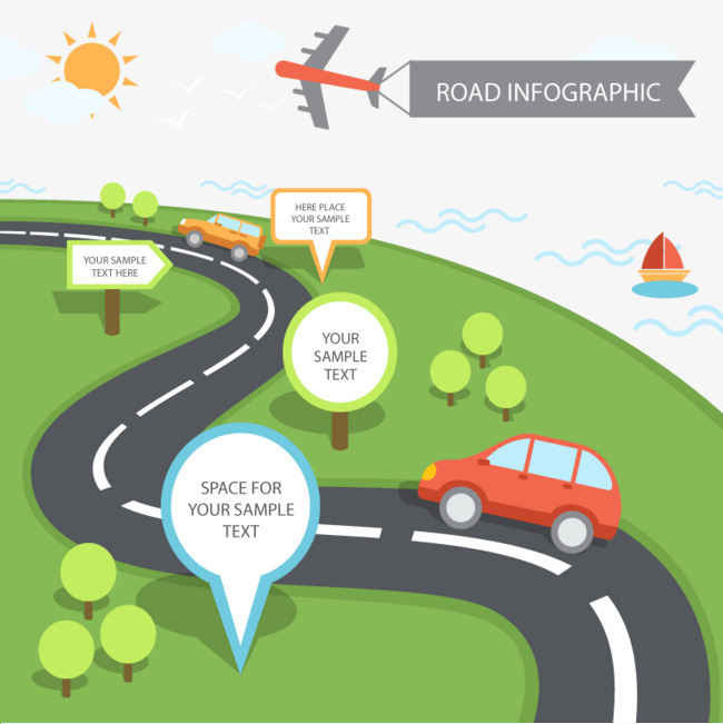 Vector Road Tips, Hd, Vector, Navigation Free Png And Vector - Tips, Transparent background PNG HD thumbnail