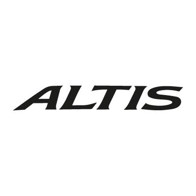 Toyota Altis Logo - Toyota Altis Vector, Transparent background PNG HD thumbnail
