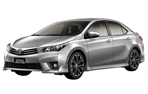 Accessories - Toyota Altis, Transparent background PNG HD thumbnail