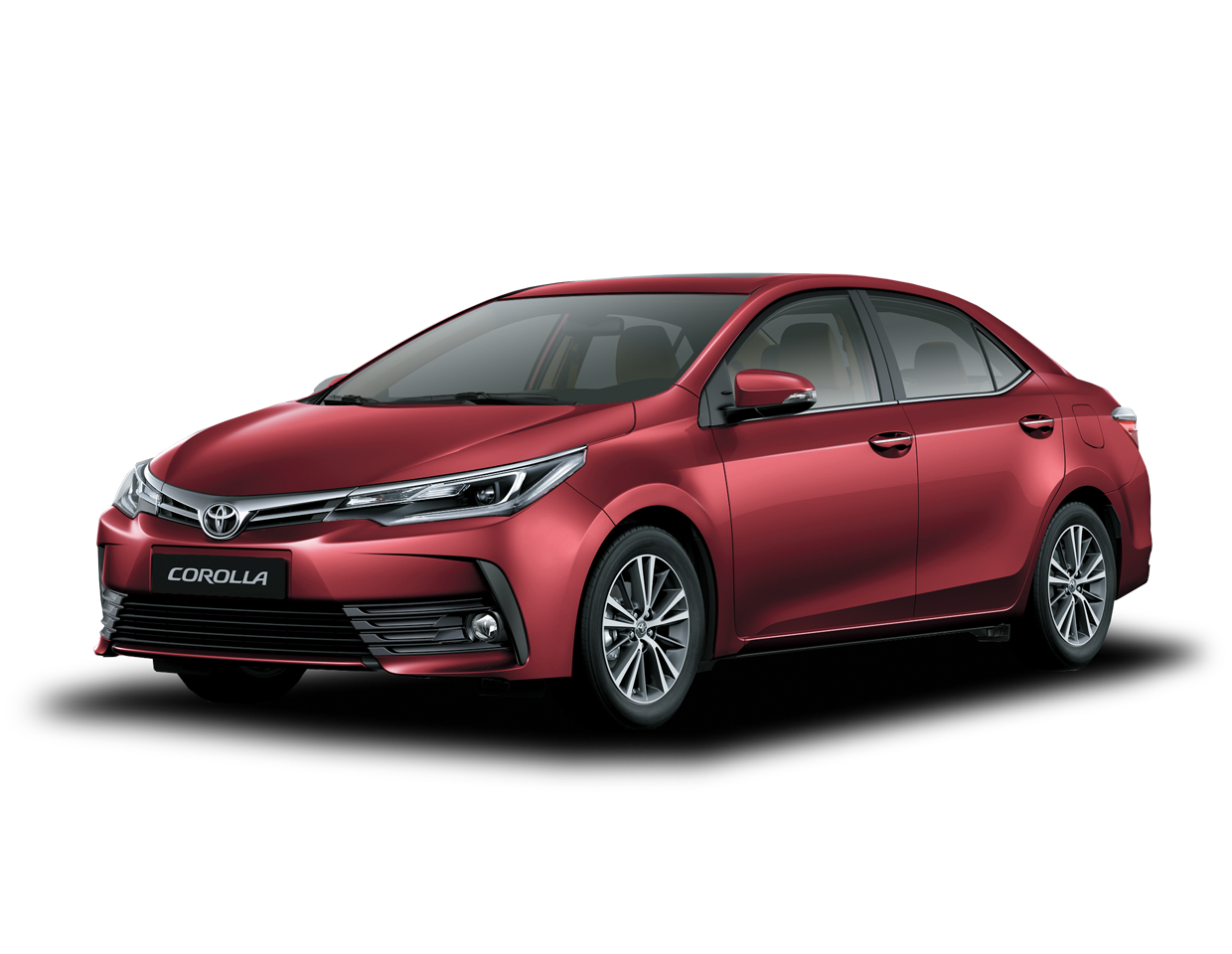 Price Starts At : 25,200 Usd - Toyota Altis, Transparent background PNG HD thumbnail