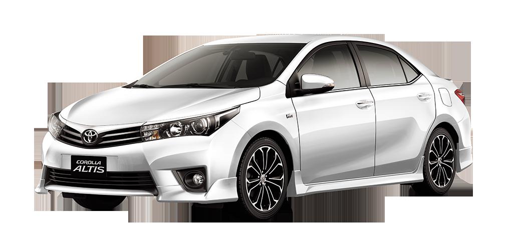 Super White - Toyota Altis, Transparent background PNG HD thumbnail