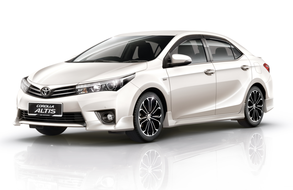 The All New Toyota Corolla Altis Revealed, Starts At Rm114K 138K   Autofreaks Pluspng.com - Toyota Altis, Transparent background PNG HD thumbnail