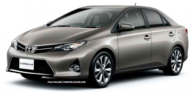 The Designs Have Greatly Improved And Definitely Better That The Current Model. It Has The Genes Of The New Camry. I Have Been Waiting For Toyota To Get Its Hdpng.com  - Toyota Altis, Transparent background PNG HD thumbnail