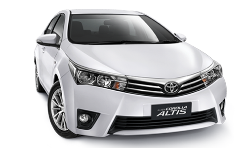 Toyota Altis - Toyota Altis, Transparent background PNG HD thumbnail