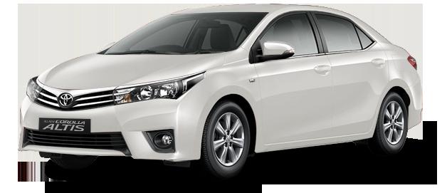 Toyota   Corolla Altis - Toyota Altis, Transparent background PNG HD thumbnail