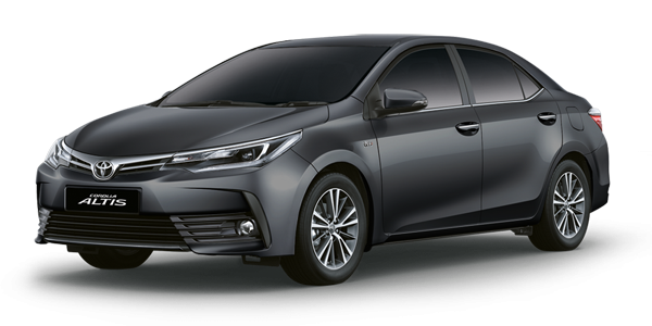 White Pearl - Toyota Altis, Transparent background PNG HD thumbnail