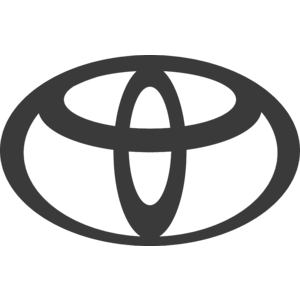 Free Vector Logo Toyota - Toyota Vector, Transparent background PNG HD thumbnail