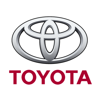 Toyota Auto Vector Logo - Toyota Vector, Transparent background PNG HD thumbnail