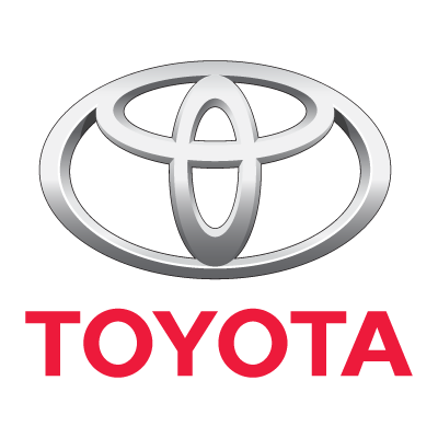 Toyota Logo Vector . - Toyota Vector, Transparent background PNG HD thumbnail