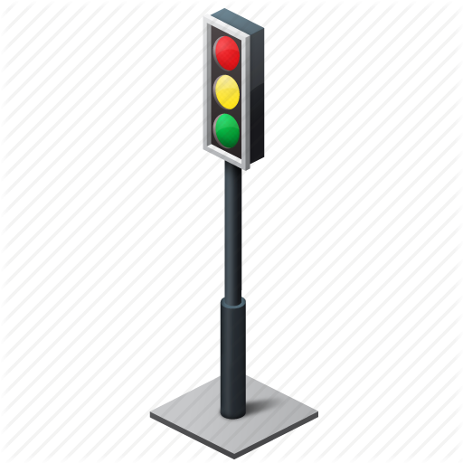 Traffic Symbol Icon Png Image #5847 - Traffic Light, Transparent background PNG HD thumbnail
