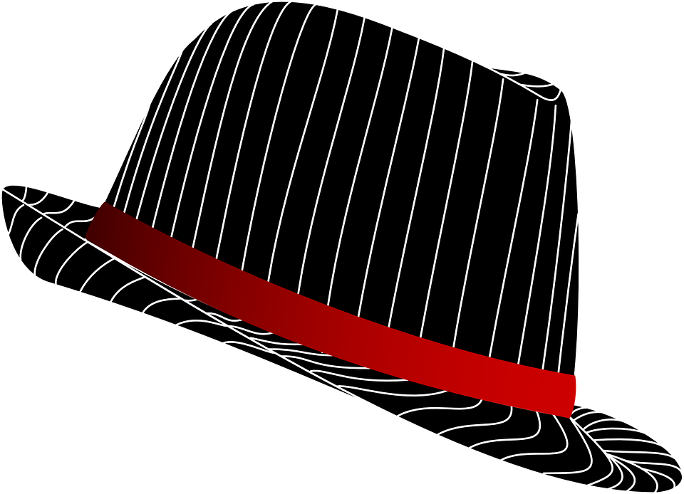 Fedora Png Hd. Free Vector Graphic: Hat, Clothing, Fedora, Elegant   Free Image On Pixabay - Transparent, Transparent background PNG HD thumbnail