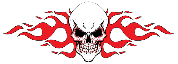 Tribal Skull Tattoos Png Picture Png Image - Tribal Skull Tattoos, Transparent background PNG HD thumbnail
