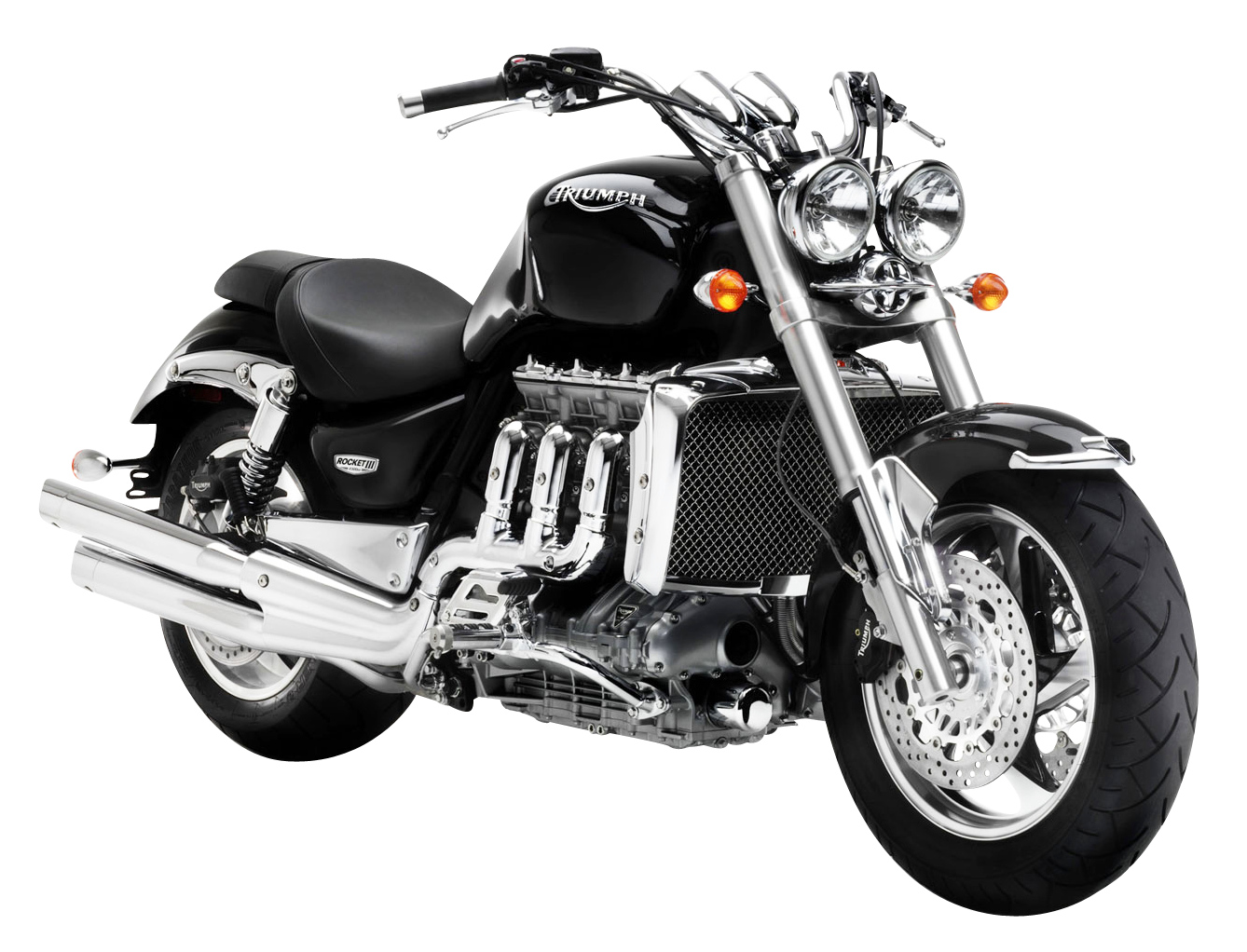 Triumph Motorcycles PNG