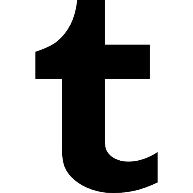 Tumblr Vector PNG