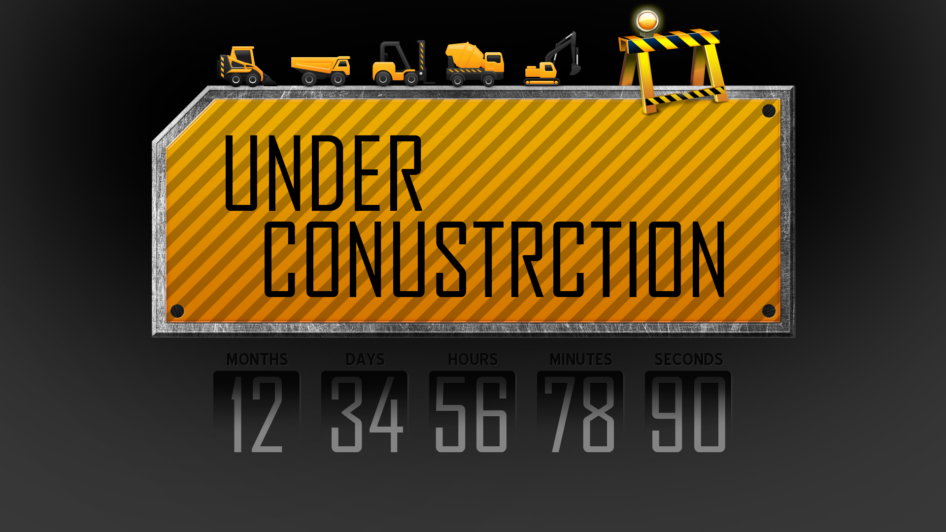 Under Construction Png Hd Free - 9, Transparent background PNG HD thumbnail
