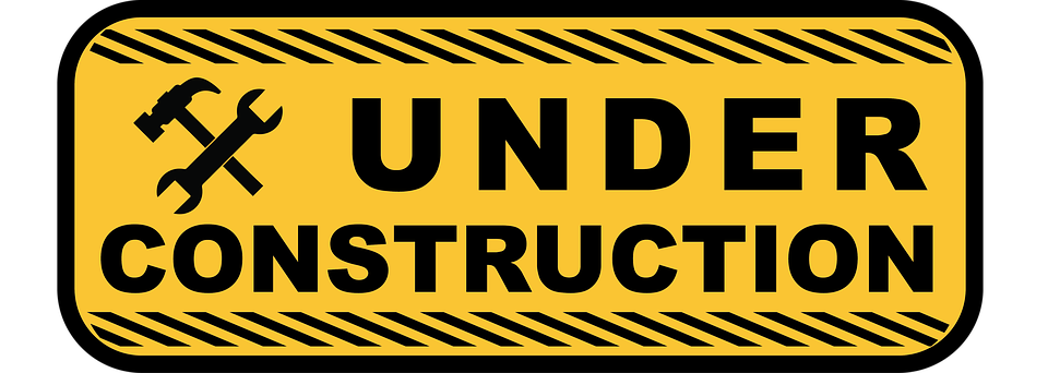 Under Construction Png Hd Free - Under Construction, Construction, Sign, Transparent background PNG HD thumbnail