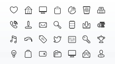 Simplicity Vector Icon Set - Vector Icon, Transparent background PNG HD thumbnail