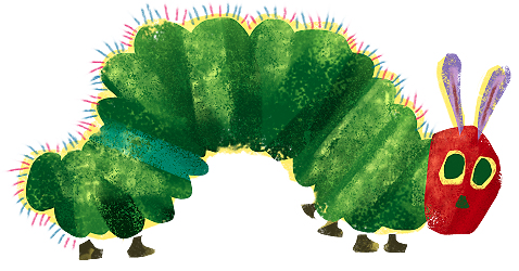 Very Hungry Caterpillar Png - Giveaway Of A Very Hungry Caterpillar Tote Bag And The Very Hungry Caterpillar: Book And Toy Gift Set ( Hardcover), Transparent background PNG HD thumbnail