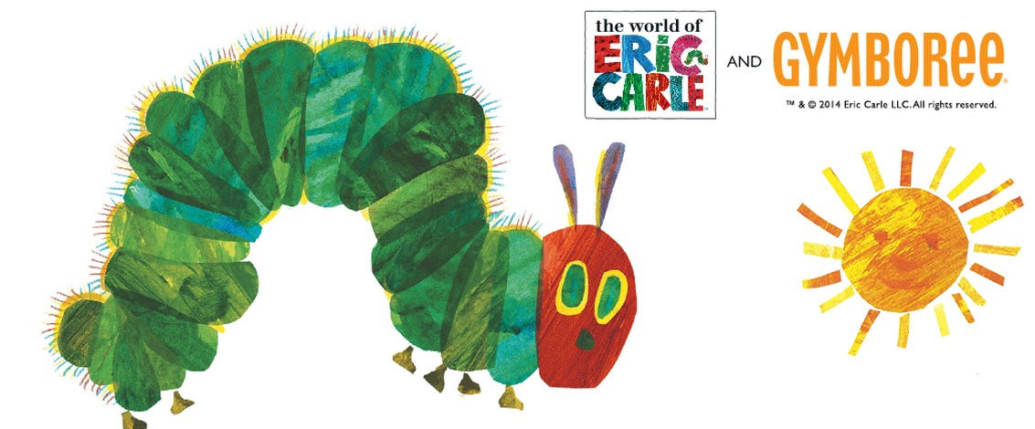 Very Hungry Caterpillar Png - Gymboree Is Rolling Out A New Line Of Clothing Inspired By The World Of Eric Carle. I Love Little Things That Bring Books Alive For Kids!, Transparent background PNG HD thumbnail