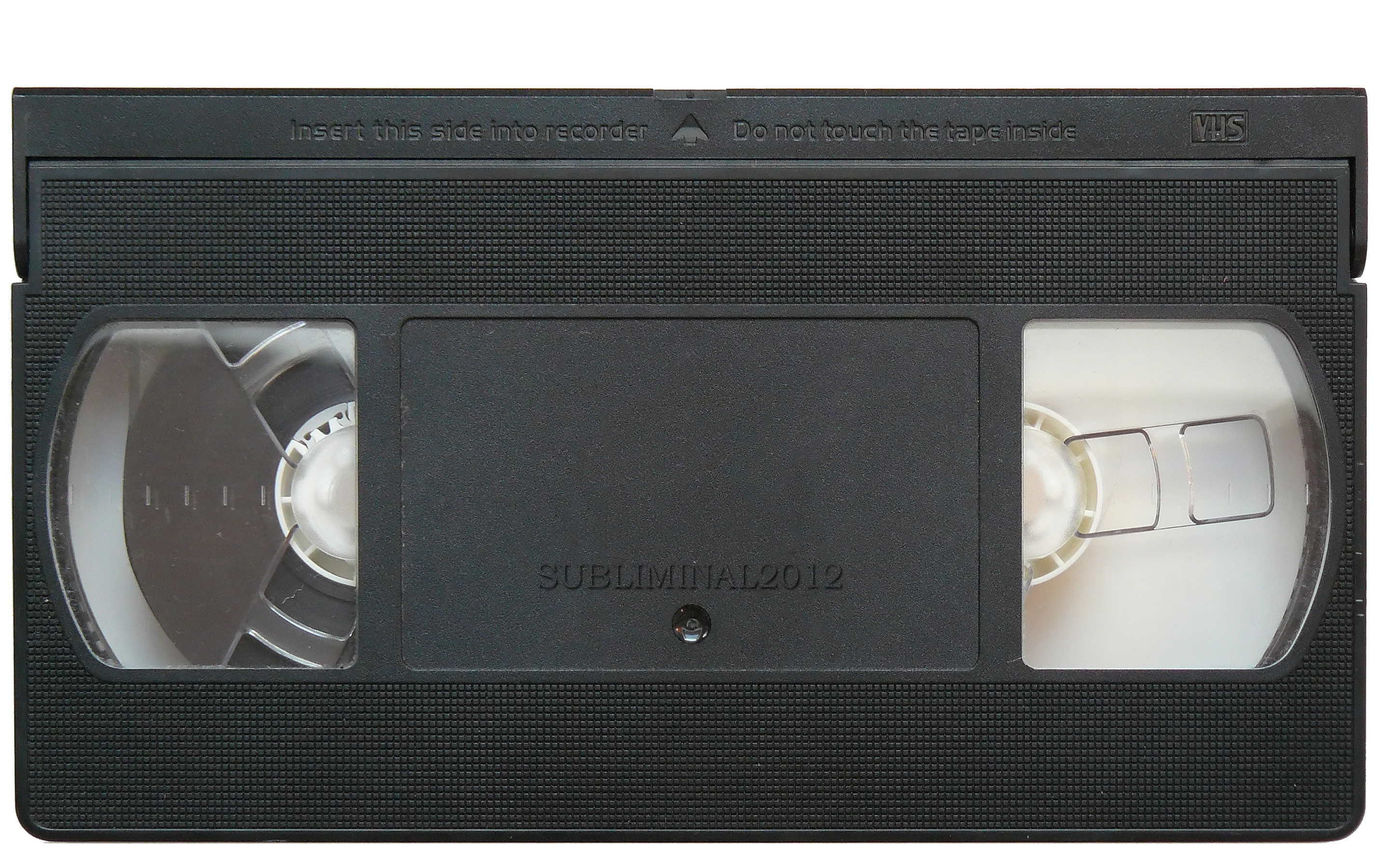 Vhs Tape PNG