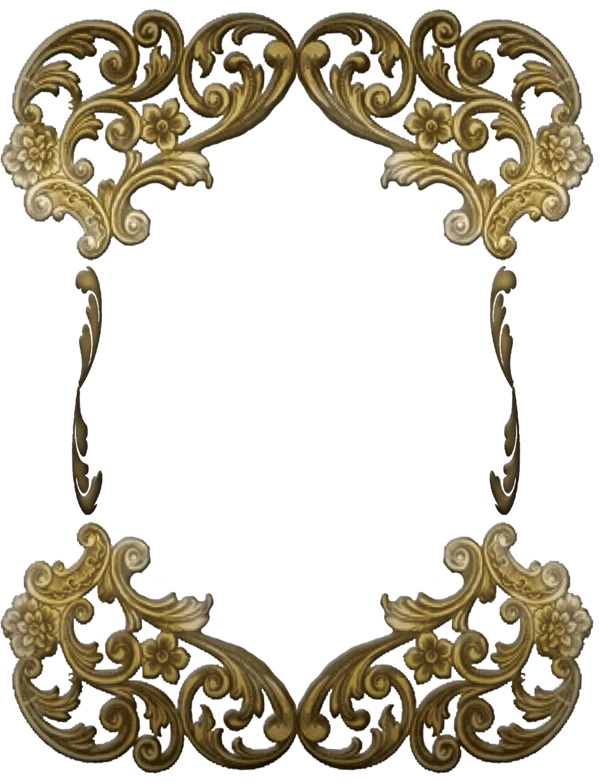 Victorian Frame PNG