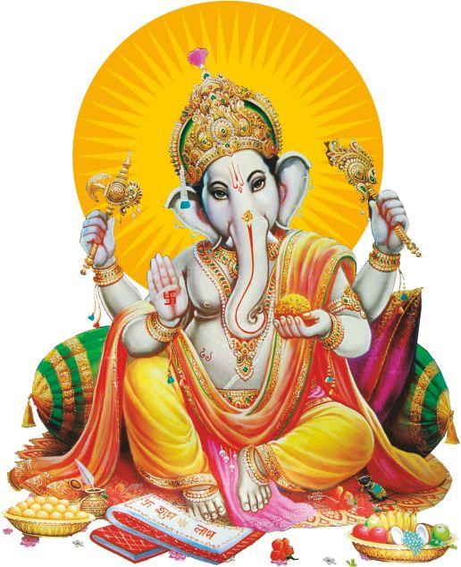 Sri Ganesh Png - Vinayaka Vigneshvara God Clip Art Free Downloads, Transparent background PNG HD thumbnail