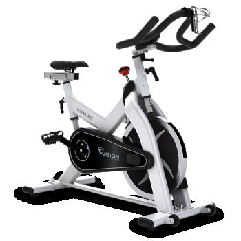 Vison Spinning Bikes - Exercise Bike, Transparent background PNG HD thumbnail