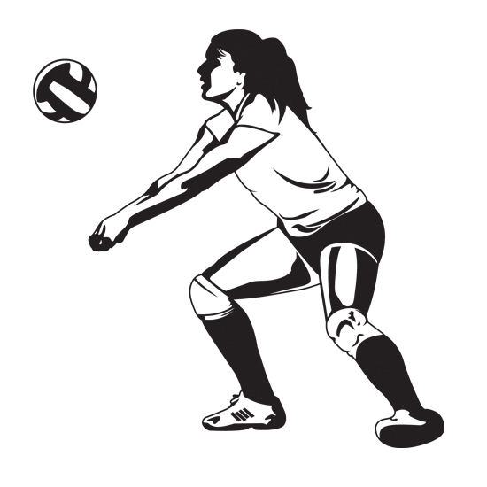 Volleyball Hit Png - Volleyball. Correctly, Transparent background PNG HD thumbnail