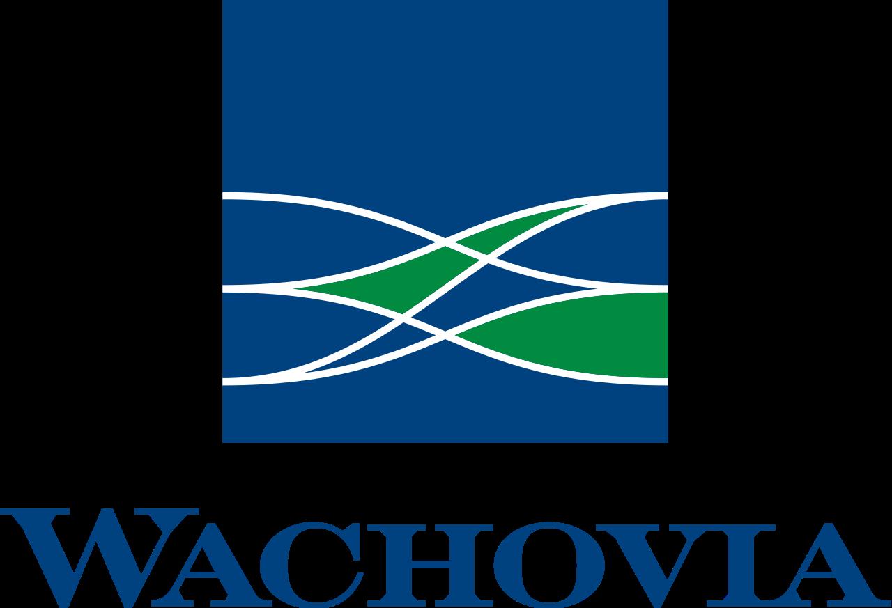Wachovia Logo - Wachovia, Transparent background PNG HD thumbnail