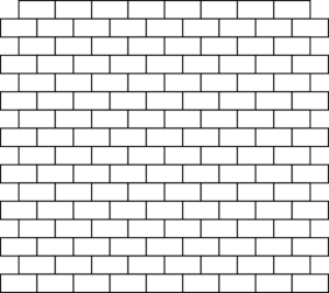 Wall PNG Black And White