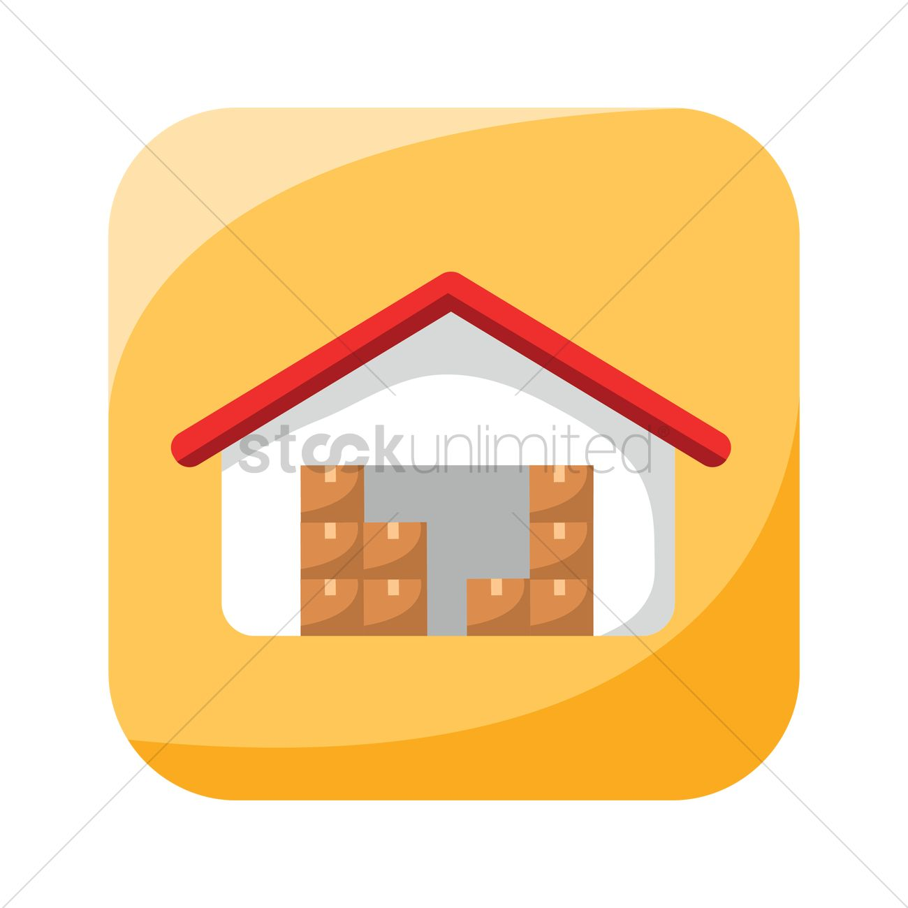 Warehouse Vector Graphic - Warehouse Group Vector, Transparent background PNG HD thumbnail