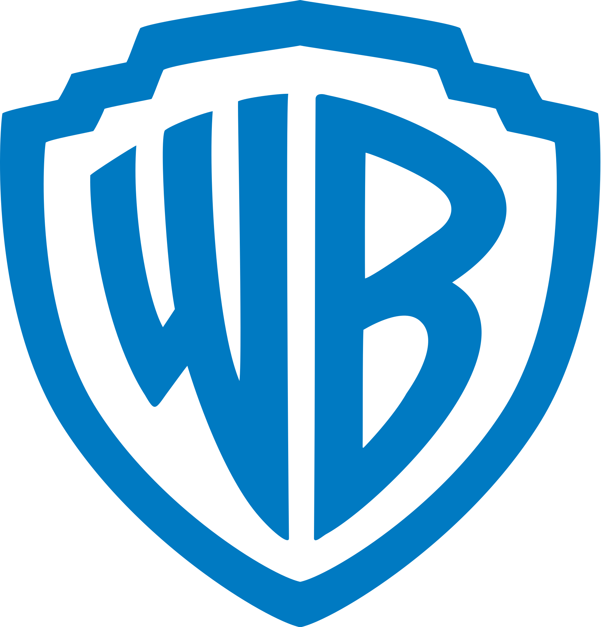 Warner Bros Logo.svg - Warner Bros, Transparent background PNG HD thumbnail