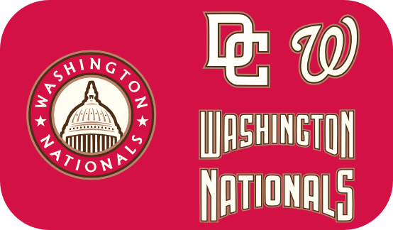 No Neck Piping Or Anything, Just Sleeves. The Home Match The Off White From The Logo. The Names And Numbers Match The Scripts. Thats Pretty Much It - Washington Nationals Vector, Transparent background PNG HD thumbnail