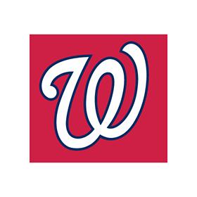 Washington Nationals Cap Insignia Logo Vector Download - Washington Nationals Vector, Transparent background PNG HD thumbnail