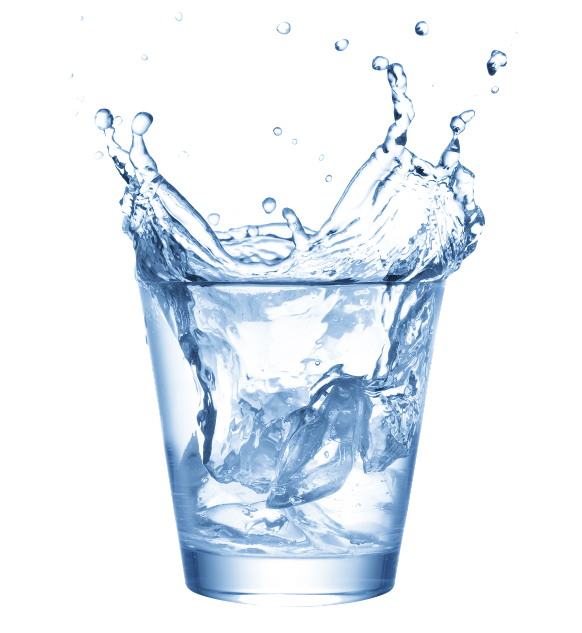 Water Glass HD PNG