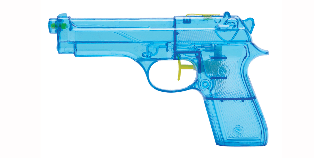 U201Cif A Child Becomes Familiar And Comfortable Playing Toy Gun, Whatu0027S Going To Stop. U201C - Water Gun, Transparent background PNG HD thumbnail
