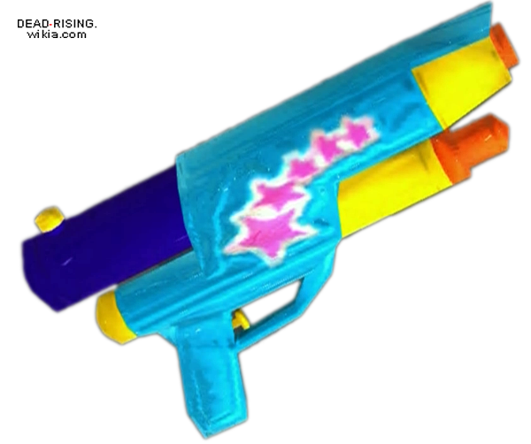 Image   Dead Rising Water Gun.png | Dead Rising Wiki | Fandom Powered By Wikia - Water Gun, Transparent background PNG HD thumbnail