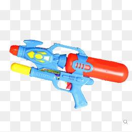 Toy Gun, Water Gun, Toy, Product Kind Png Image - Water Gun, Transparent background PNG HD thumbnail
