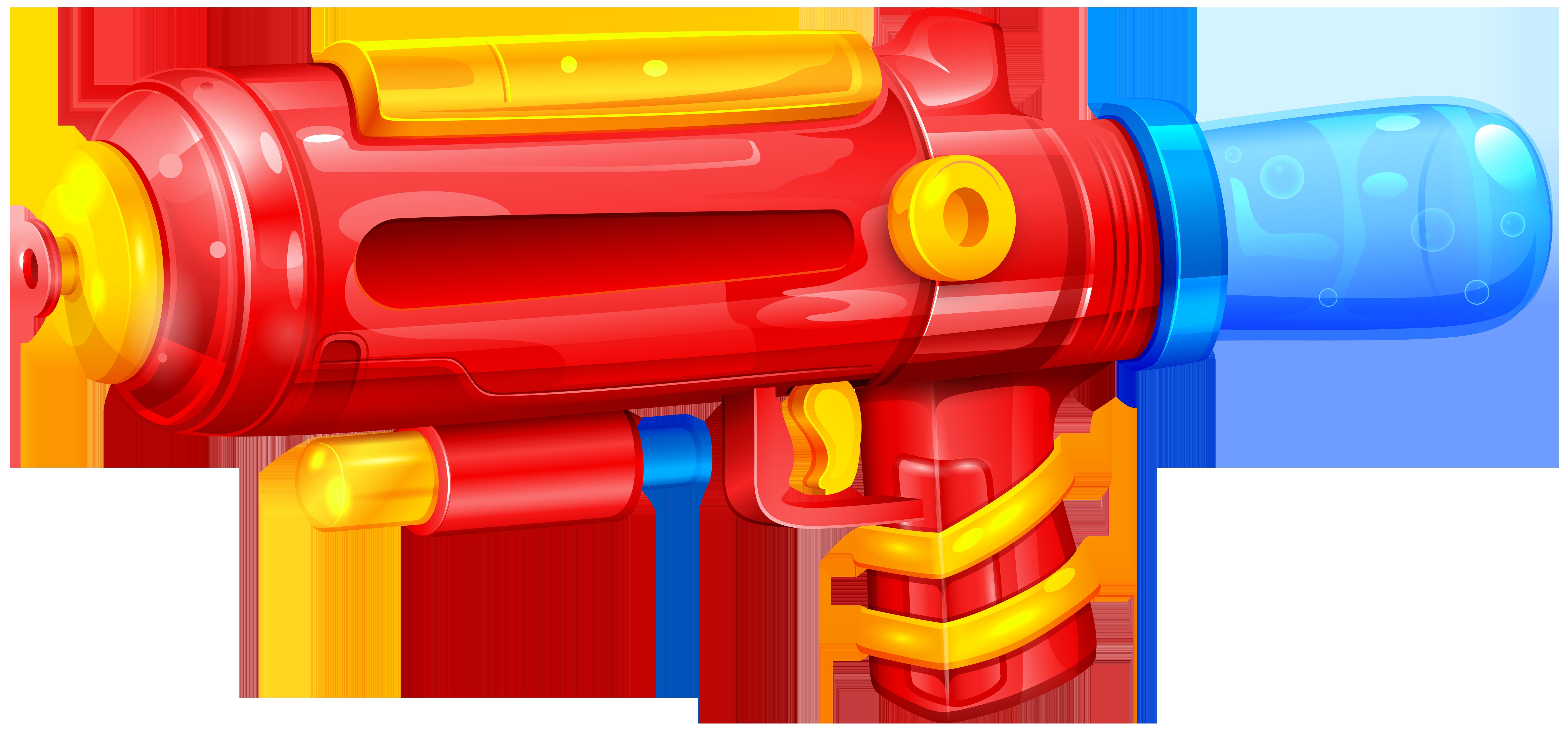 Water Gun Png Clip Art Image Transparent Free Download - Water Gun, Transparent background PNG HD thumbnail