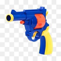 Water Gun, Toy, Blue, Water Gun Png Image - Water Gun, Transparent background PNG HD thumbnail